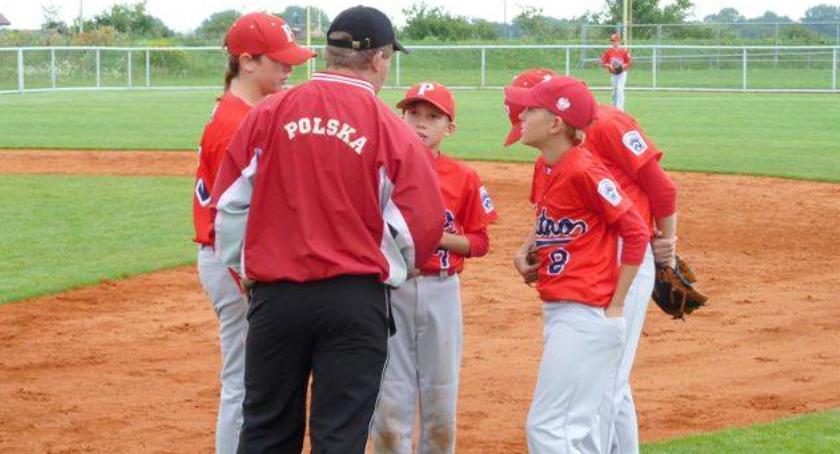 Sport, Baseball dzieciaków Dziki Tarchomin prowadzi nabór sekcji! - zdjęcie, fotografia