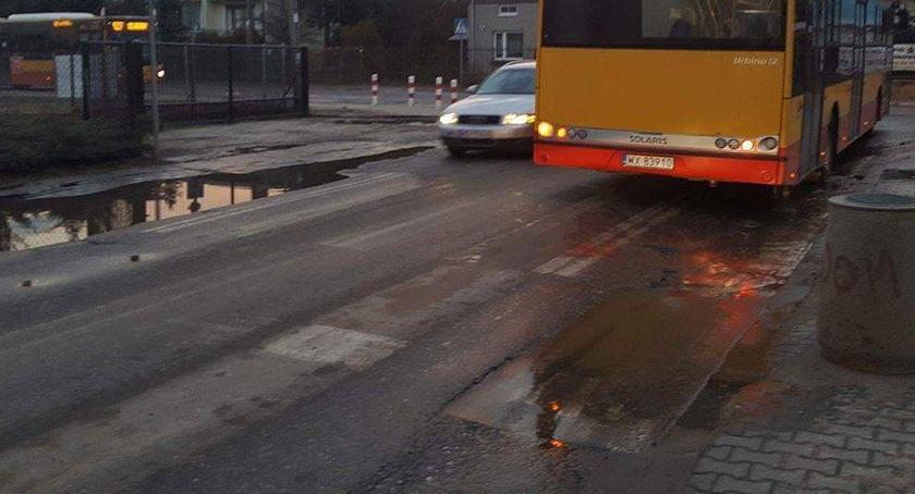 Samorząd, PROJEKT budżetu jakich zmian białołęckich drogach mozemy spodziewać - zdjęcie, fotografia