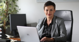 To był pracowity rok: Ilona Soja-Kozłowska o 2016 r. na Białołęce