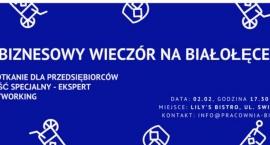 Tego nie można przegapić - pierwsze spotkanie biznesowe na Białołęce!