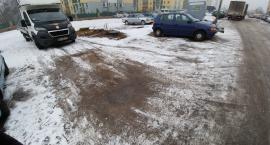 Aluzyjna - potrzebny parking, a nie pobojowisko!