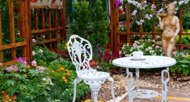 Gdzie najlepiej ustawić meble ogrodowe?