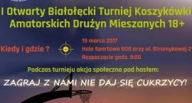 Turniej Koszykówki Amatorskich Drużyn już 19 marca. Zgłoście swój udział!