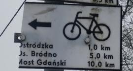 Bi-Cyklostrastrada czyli trasa rowerowa przez Zieloną Białołękę