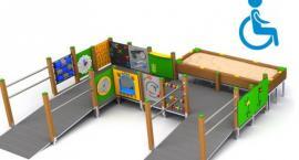 Integracyjny plac zabaw czyli zabawa bez barier