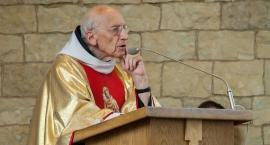 Ojciec Knabit na odpuście w parafii św. Franciszka